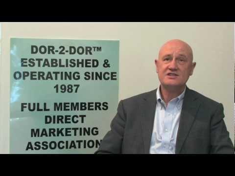 Leaflet Distribution Client Testimonials - DOR-2-DOR