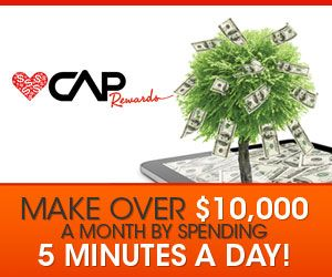 Post Ads To Make Money With Cap Rewards    Making money with CapRewards is fun, easy and financially rewarding.  All you need to do is spend 5 to 10 minutes of your time every day, post ads and make money!  It's that simple!    Free to join … https://caprewards.com/?ul=krNFIiiQLQQDSV