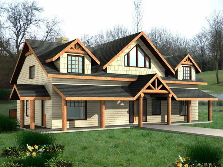 Eplans Mediterranean House Plan - Four Bedroom Mediterranean - 2652 Square Feet and 4 Bedrooms from Eplans - House Plan Code HWEPL63103