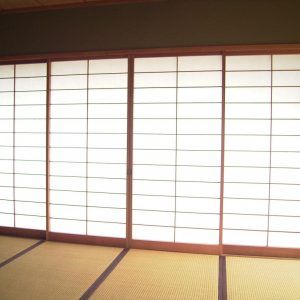 Rice Paper Window Blinds