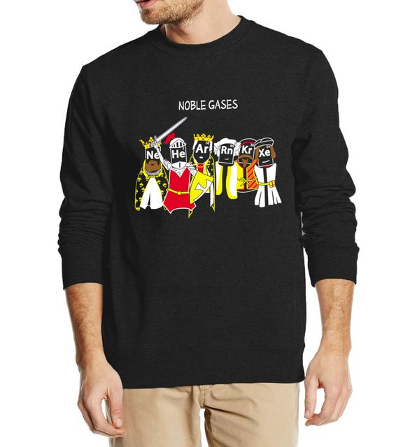 Check it on our site Funny Science sweatshirt Chemistry Noble Gas Wars 2016 new autumn winter fashion men hoodies cool streetwear  clothing just only $10.36 - 10.85 with free shipping worldwide  #hoodiessweatshirtsformen Plese click on picture to see our special price for you