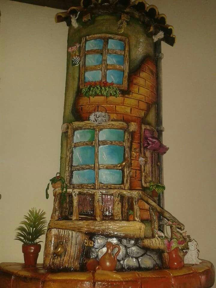 Mejores 423 im genes de tegola en pinterest teja casas - Tegole decorate istruzioni ...