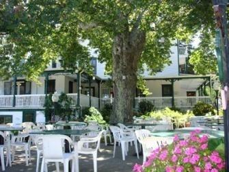 The Chequit Inn on Shelter Island