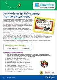 Booktime Teacher Guide 2014 - Hairy Maclary from Donaldson's Dairy