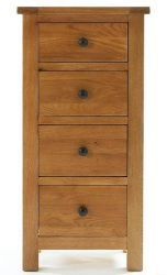 Yoke Oak 4 Drawer Narrow Chest http://solidwoodfurniture.co/product-details-oak-furnitures-2604-yoke-oak-drawer-narrow-chest.html
