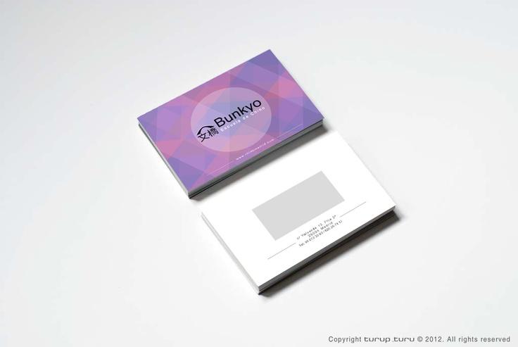 Bunkyo calling card 2