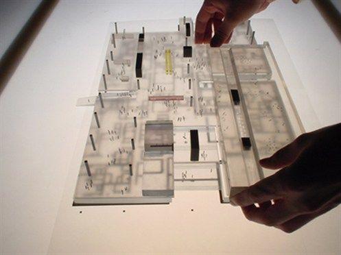 Oma Koolhaas Lacma Extension Usa Los Angeles 2001