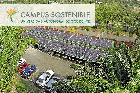 Las apuestas del Valle por la energía sostenible: Una universidad con sistema solar fotovoltaico, un colegio con certificación Ledd y una estación de policía con instalaciones amigables con el medio ambiente, hacen parte las iniciativas por conservar los recursos naturales renovables en el Valle del Cauca. Estas iniciativas logran la protección del medio ambiente a través de la energía sostenible, que es suministrada por fuentes naturales como el sol y el aire. #EnergíaSolar