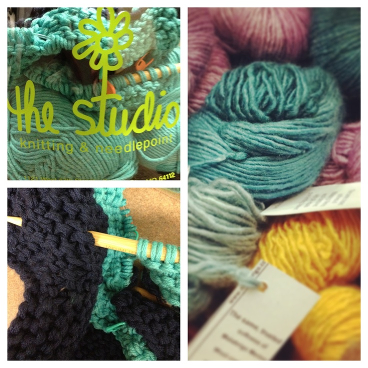 The Creative Element: Knitting Retreat