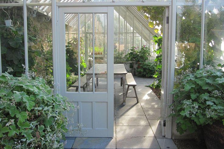 conservatory  Devon — Dan Pearson Studio