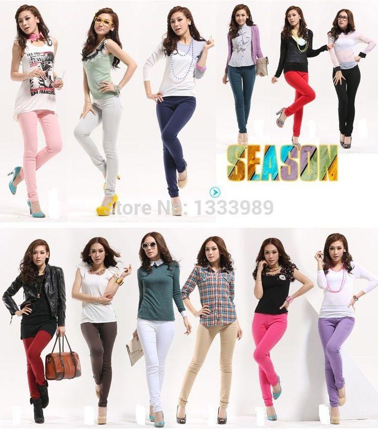 Лето стиль женщина джинсы Большого Размера Брюки Цвета Конфеты Тонкий брюки Fit Тощий большой Стрейч Карандаш Джинсы для женщин 5XL 6XL