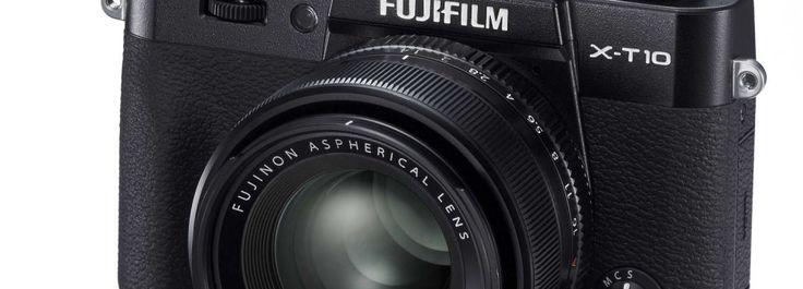 #Fujifilm arricchisce la serie X con la nuova #XT10