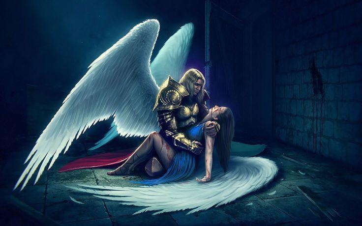 anjos guerreiros wallpaper hd - Pesquisa Google