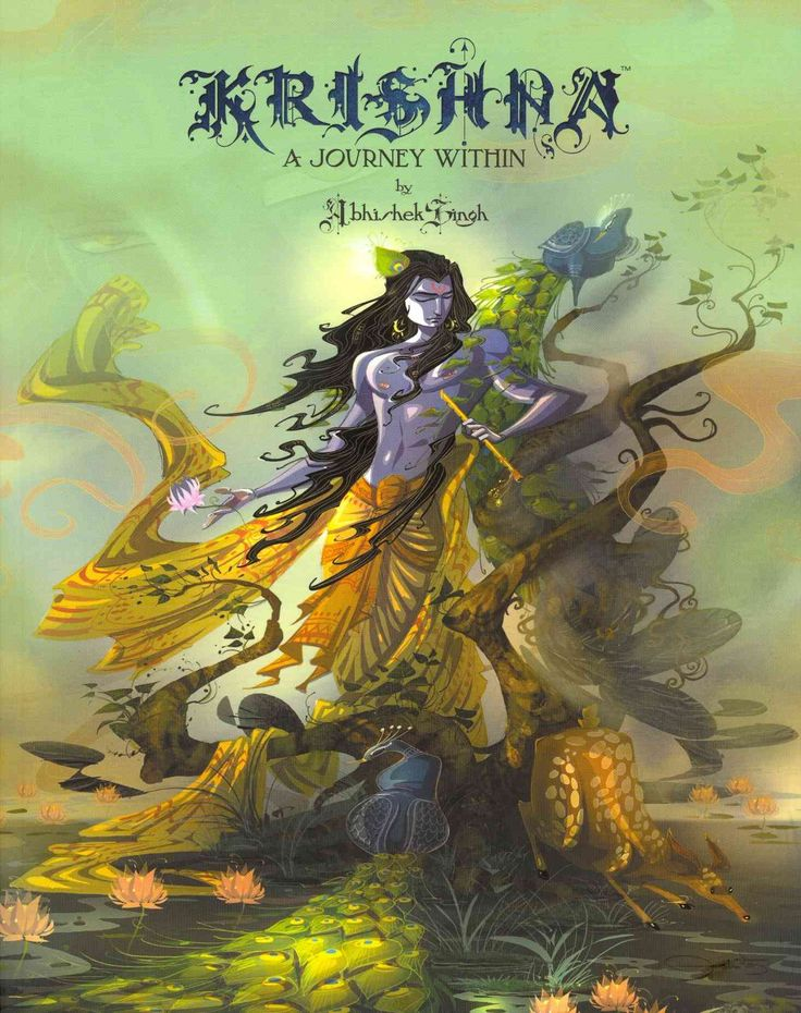 A searing, human portrayal of Krishna, the god of all gods, awaits you in A Journey Within. Journey along through his pastimes that have swayed the ages - the final confrontation between the fire of m