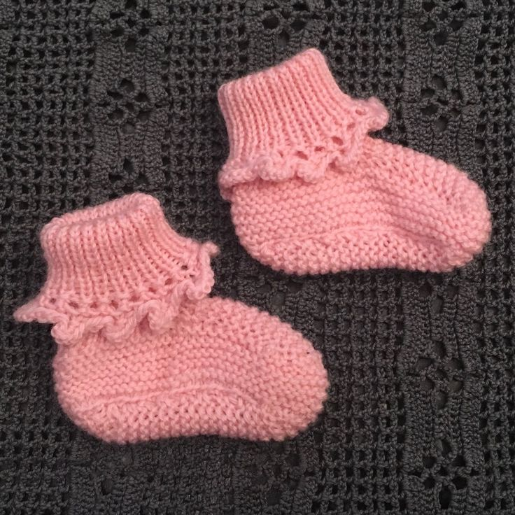 Babysokker i dalebabyull