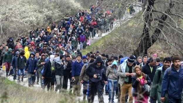 Loin d'avoir fait état de tous ses dangers, la crise des migrants, à la lumière…