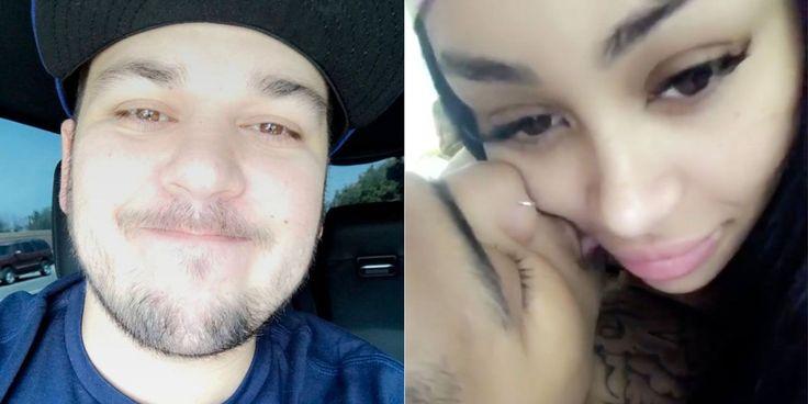 Rob Kardashian just posted revenge porn photos of Blac Chyna - CosmopolitanUK