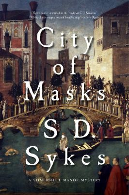 Delayed in mid-14th-century Venice while preparing to embark on a pilgrimage to the Holy Land, Lord Somershill stays at the house of an English merchant before the murder of a man at a carnival draws him into an investigation that exposes dangerous personal secrets.