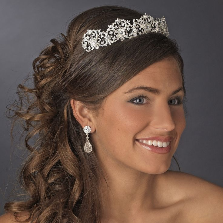 Glamorous Royal Tiara For Your Quinceanera Mis Quince
