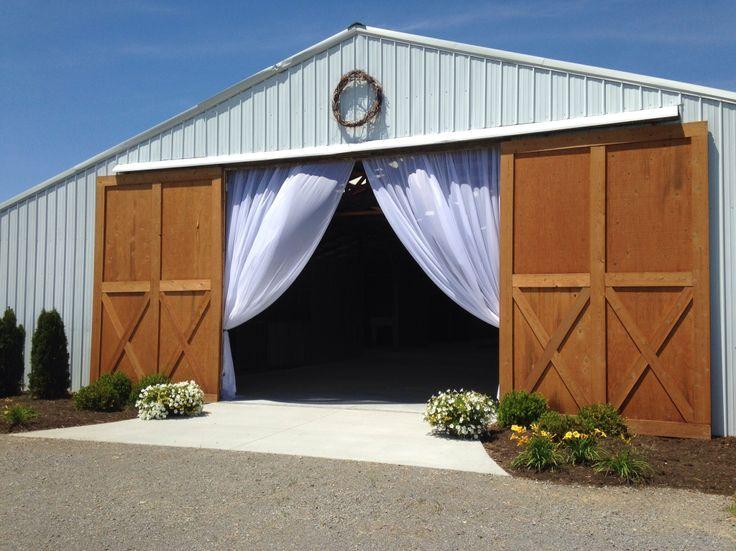 Bluegr Wedding Barn Danville Ky