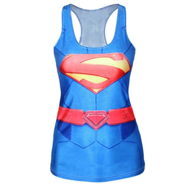 Ohio Printing Company Has Something Cool For You: Super Hero: Woman...  Check it out right here: http://www.ohioprintingcompany.com/products/super-hero-woman-superman-tank-top?utm_campaign=social_autopilot&utm_source=pin&utm_medium=pin