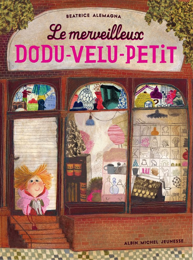 Le blog d'Albin Michel Jeunesse: Le merveilleux Dodu-Velu-Petit