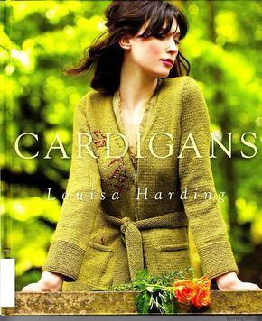 Louisa Harding. Cardigans - 编织幸福 - 编织幸福的博客