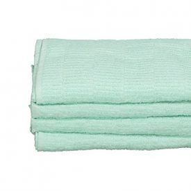 These bath towels are made from premium authentic Turkish cotton. Turkish cotton is well known for it quality, especially when it comes to towels. The elegant ribbed design makes it a great addition to any bathroom.They are highly durable, absorbent, and incredibly soft. The towels are long-lasting and retain their original colors after many washes. […]