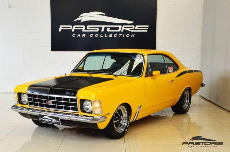Chevrolet Opala SS 75 (SA)