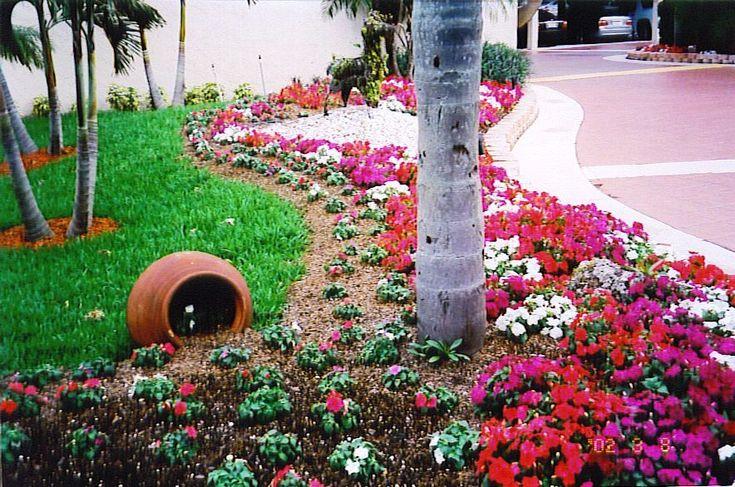 tropical backyard landscaping ideas - Google Search