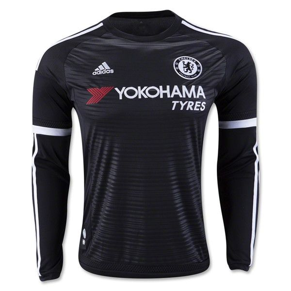 Replica cheap Chelsea Football Shirt Cheap Long Sleeve Third Jersey,all  jerseys are Thailand AAA+ quality,order will be shipped in days after  payment ...