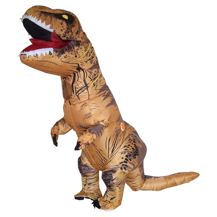 T-REX Costume inflatable dinosaur costume For Anime Expo traje de dinosaurio inflable Blowup disfraces adultos costume for adult