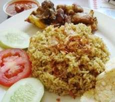 Nasi Kebuli (5 Porsi)