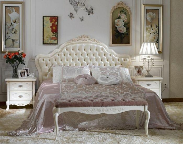 1001 Idees Magnifiques Pour Votre Chambre Baroque Bedroom