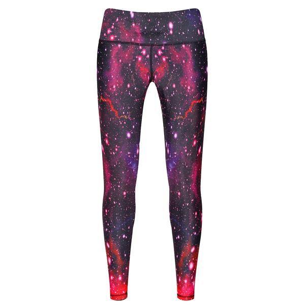 Tikiboo Nebula Leggings £35.99 #Activewear #Gymwear #FitnessLeggings #Leggings #Tikiboo #Running #Yoga
