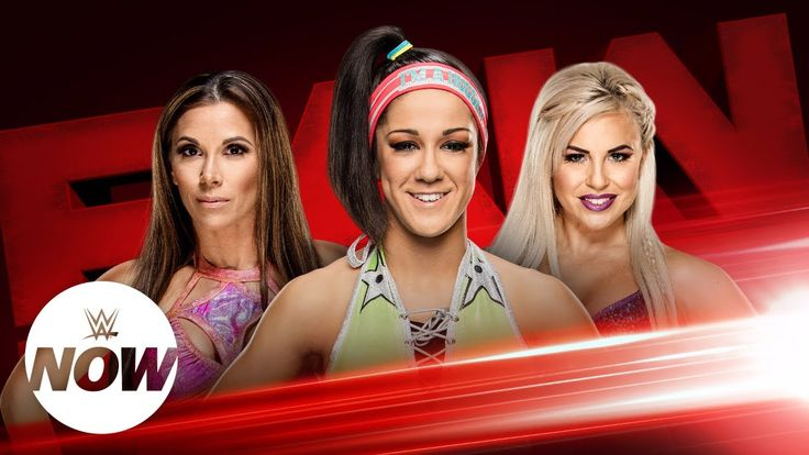 Triple Threat Match with Survivor Series implications set for Monday's Raw: WWE Now  ||  Bayley, Mickie James and Dana Brooke collide on Raw for the right to be the fifth and final member of the Raw Women's Survivor Series team. Get your first mo... https://www.youtube.com/watch?v=Gf6X8Sew__Y