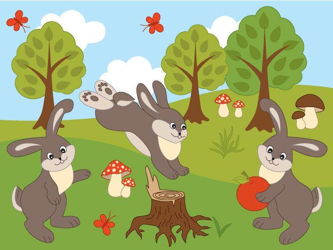 25+ Best Ideas About Rabbit Clipart On Pinterest