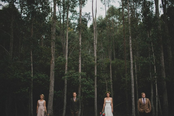 Lee & Sol - photography by Still Love-fine art wedding photography.  Donnolly River,WA.