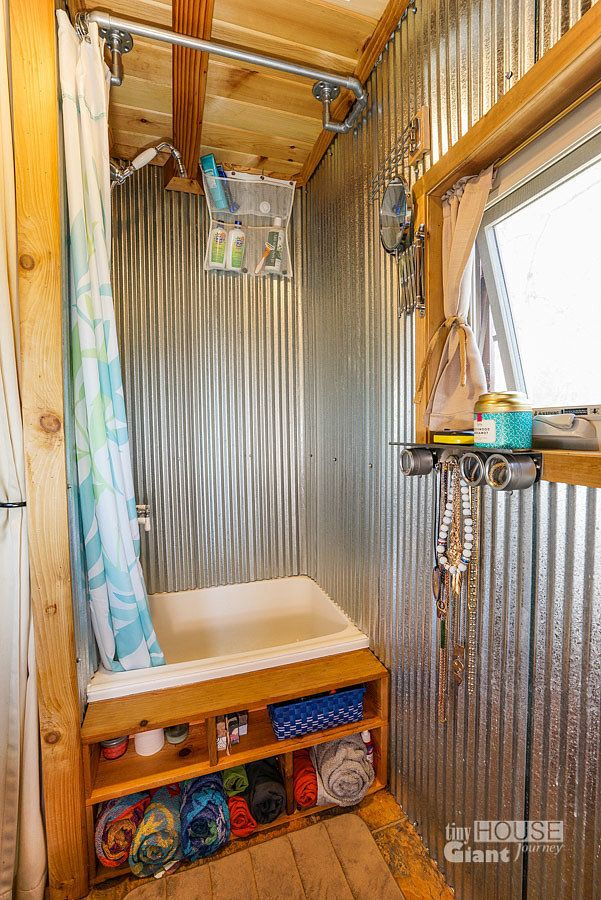 We Quit Our Jobs, Built a Tiny Home on Wheels, and Hit the Road