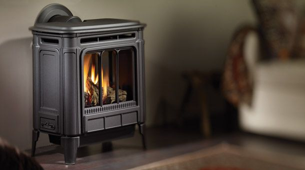 Hampton H27 gas stove for tiny house! Propane heat | Tiny ...