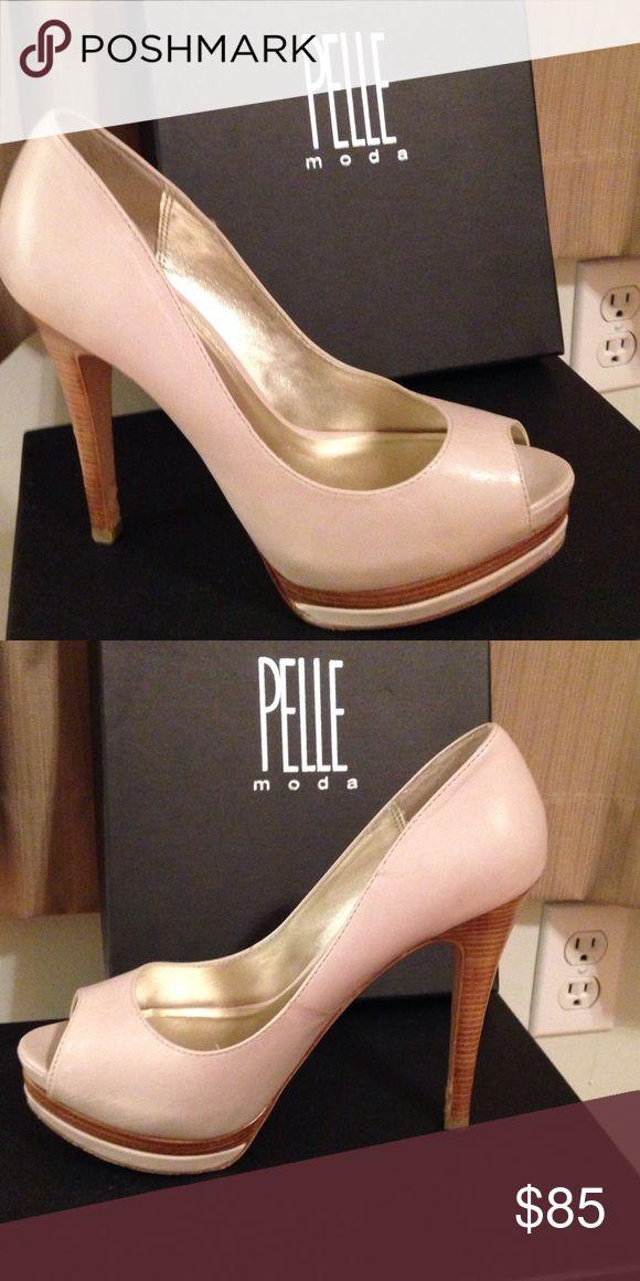 Pelle Moda shoes Pelle Moda West2 shoes. Purchased @Neiman Marcus Pelle Moda Shoes Heels