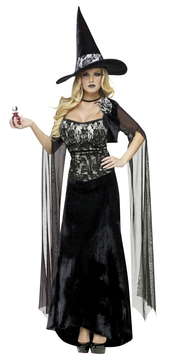288 best images about Witch's hats and costumes on ...