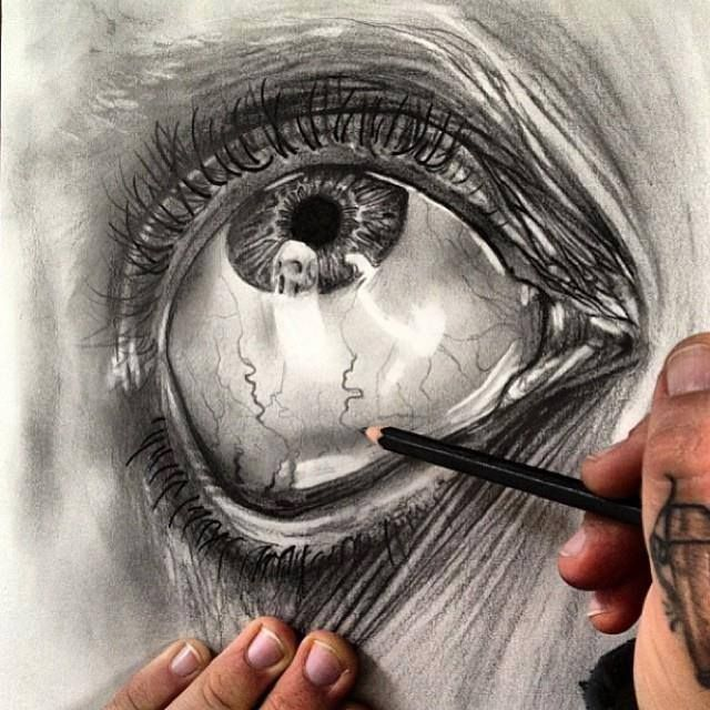 Amazing Drawings: 17 Best Images About Drawing Eyes On Pinterest