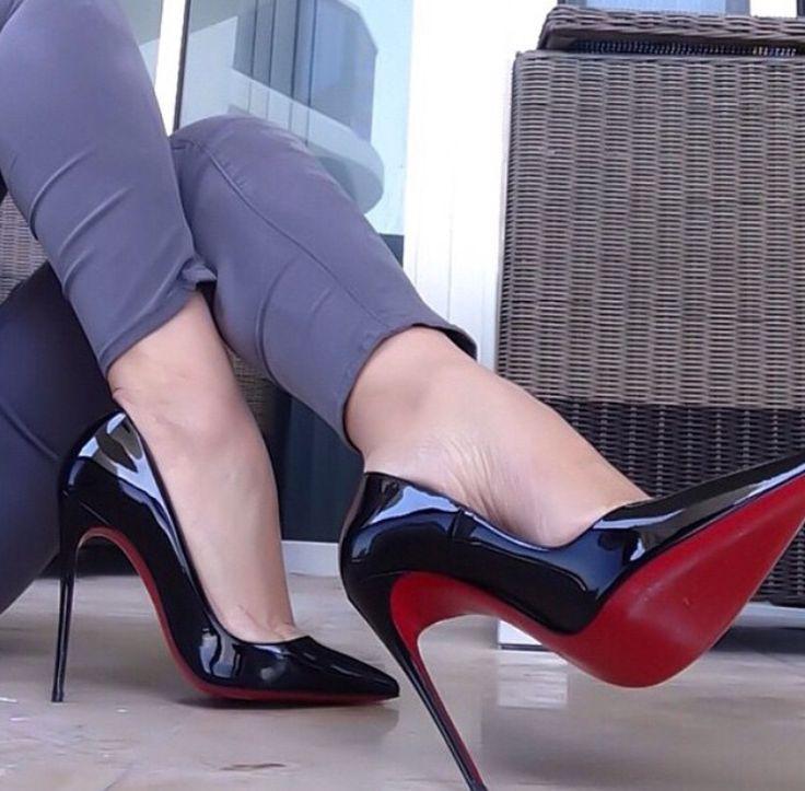 Best fetish heels images on pinterest high heels spiked heels