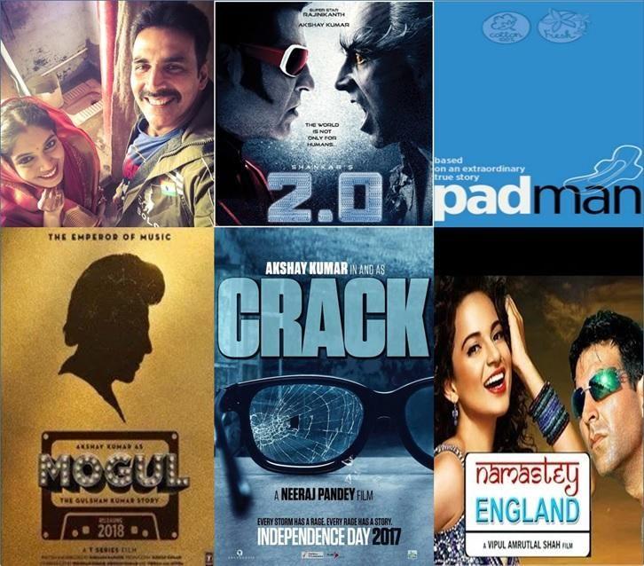 Akshay Kumar News: 10 upcoming Movie wiki
