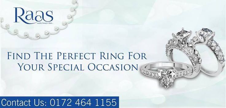Find The Perfect Ring For Your Special Occasion!!  Check out The Latest Collection Of #Diamond #Jewellery At #RAAS #Jewels. Visit Our Store at SCO 100, Sector-35C, Chandigarh, 160022 Or Call Us Today - 0172-4641155  #RaasJewels #Chandigarh #GoldJewellery #DiamondJewellery