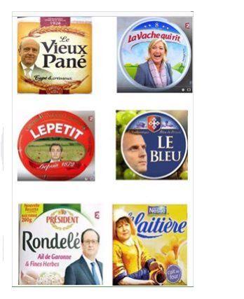 La France pays du fromage !.........