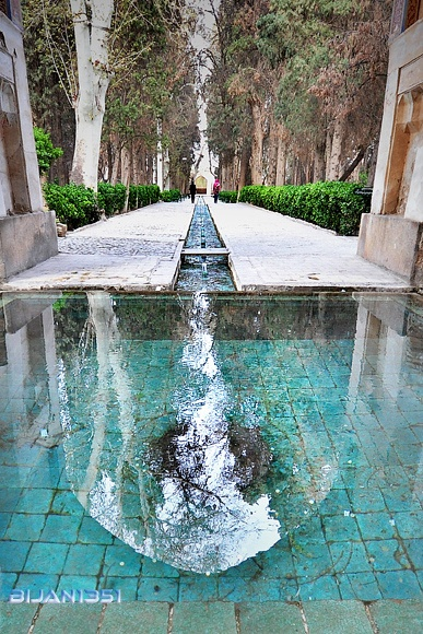 The Persian Garden Recognized by UNESCO