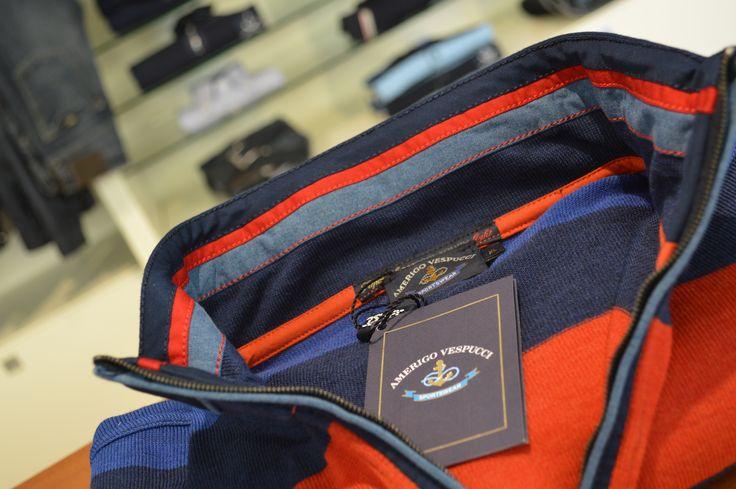 Abbigliamento uomo e donna...per tutte le taglie!! La nuova collezione ti aspetta in negozio. #amerigovespucci #modena #abbigliamento