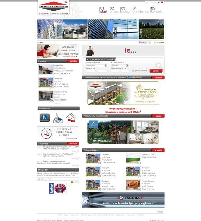 Realtor website http://www.design-pro.com.pl/talarczyk-i-scheller,57.html - szczegóły